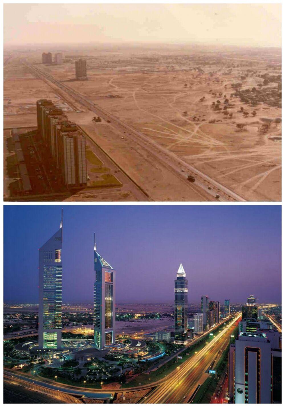 Perubahan Kota Jaman Dulu Dan Sekarang 10