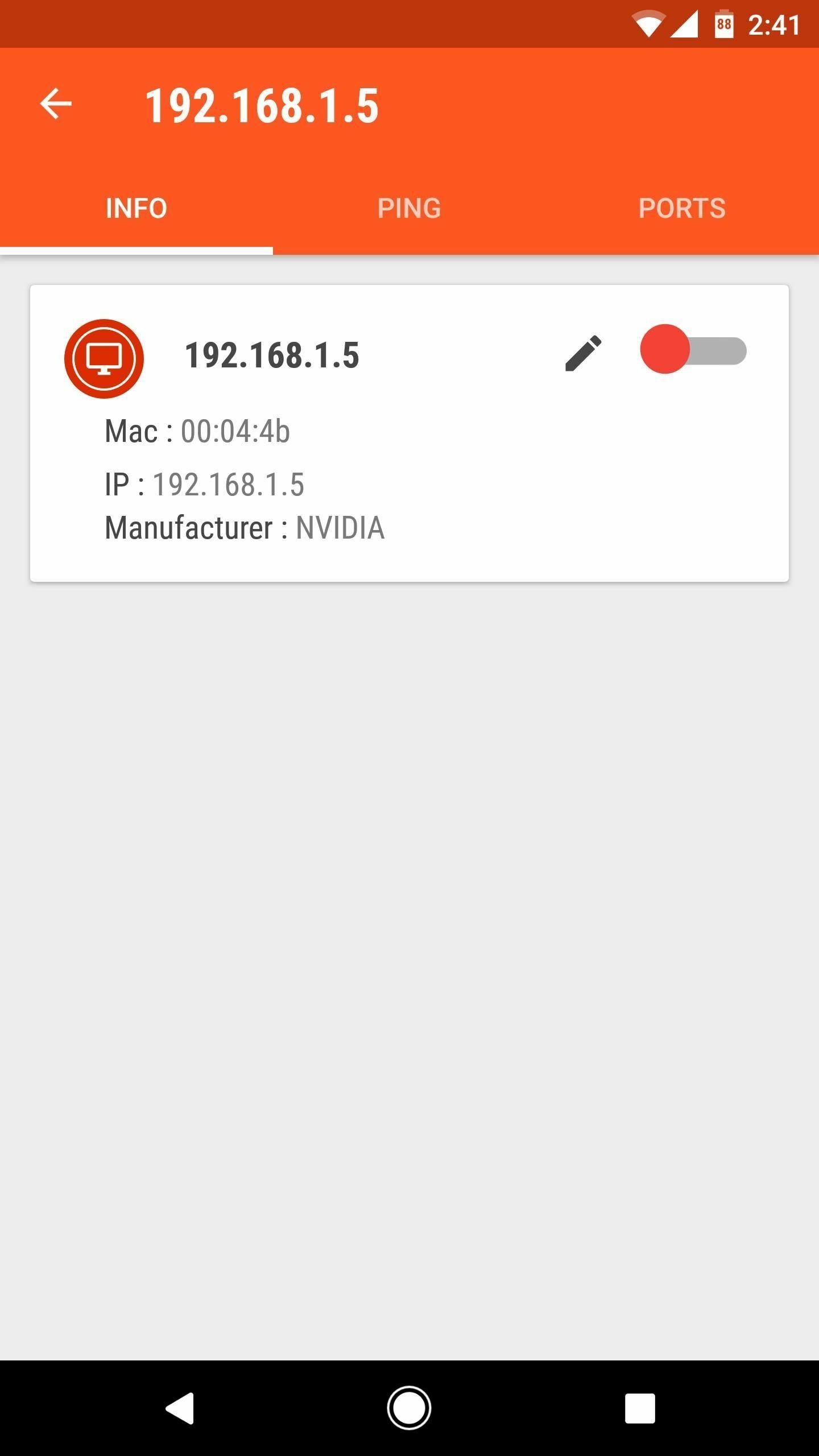 Cara Memutus Koneksi Internet Orang Lain Di Android 4