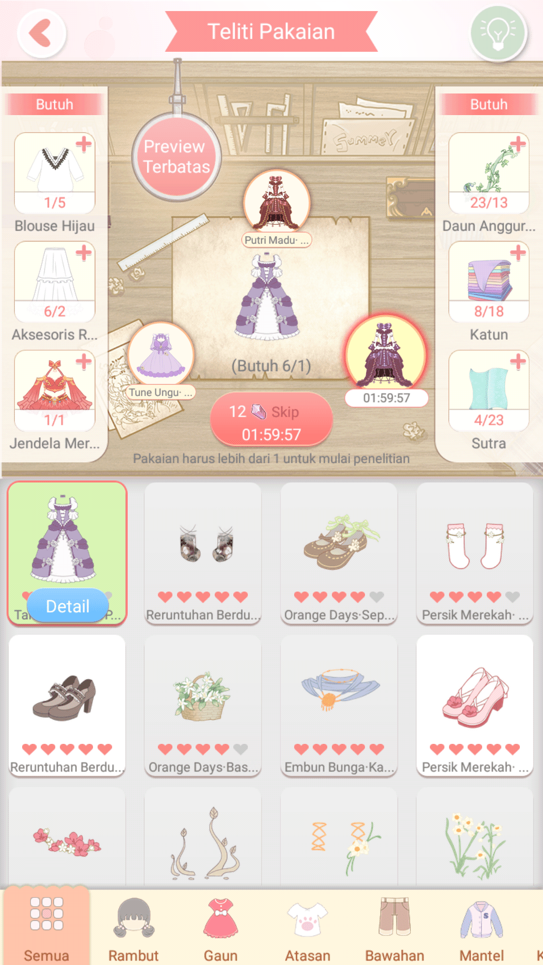 Dress Up Diary Clothes Research 3