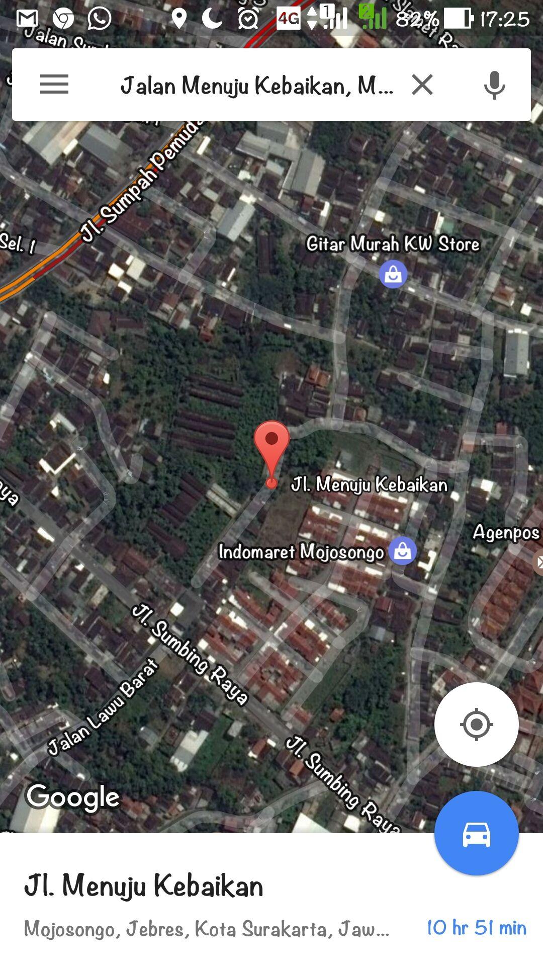 Nama Jalan Aneh Di Google Maps 10