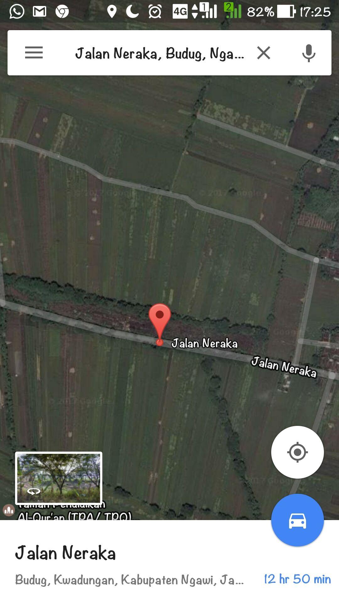 Nama Jalan Aneh Di Google Maps 12