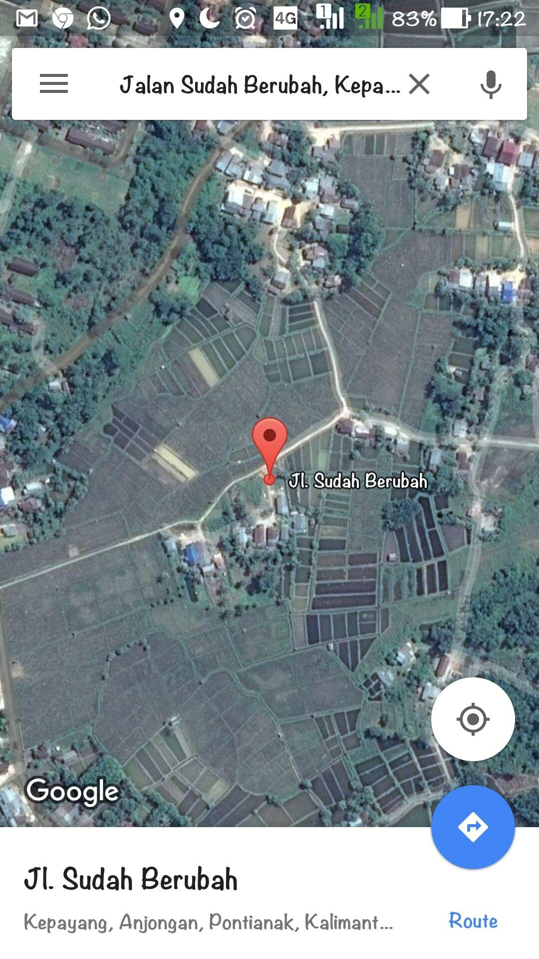 Nama Jalan Aneh Di Google Maps 2