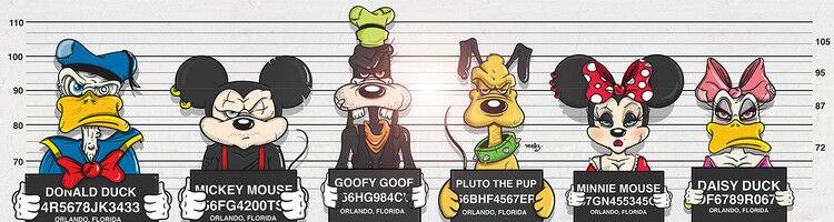 Karakter Disney Masuk Penjara Banner