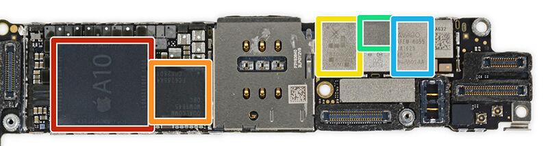 Iphone 7 Pake Ram Samsung 3