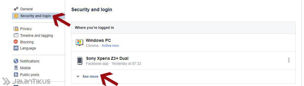 Cara Mengetahui Siapa Yang Mengakses Akun Facebook Kamu 1