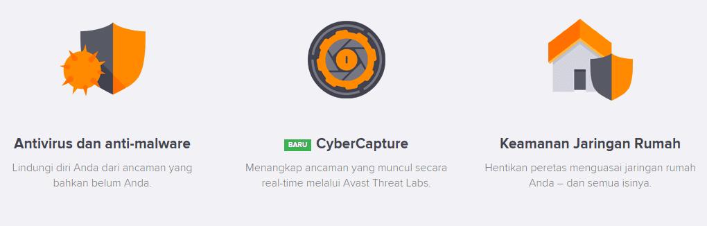Download Fitur Avast Terbaru