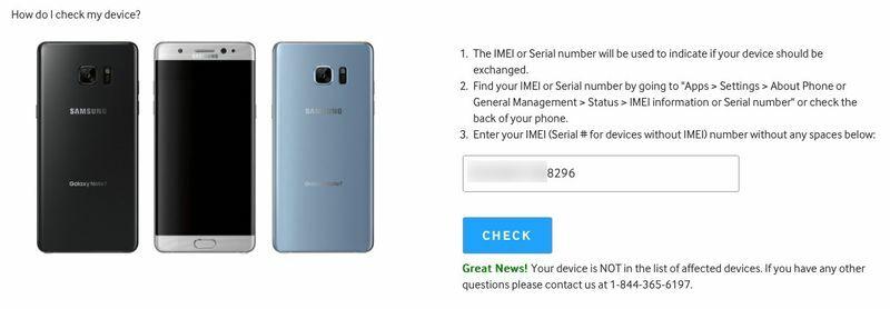 Galaxy Note 7 Versi Aman Terbakar 1