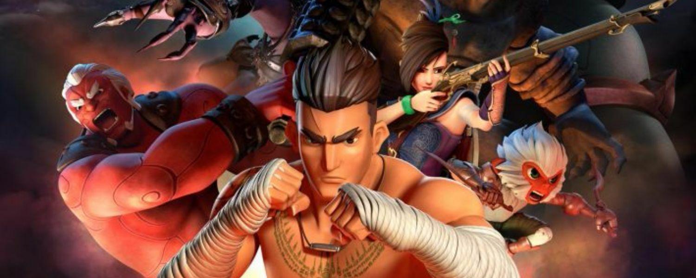 Review Film The Legend Of Muay Thai 9 Satra 3 3060e