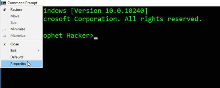 Cara Terlihat Seperti Hacker 2