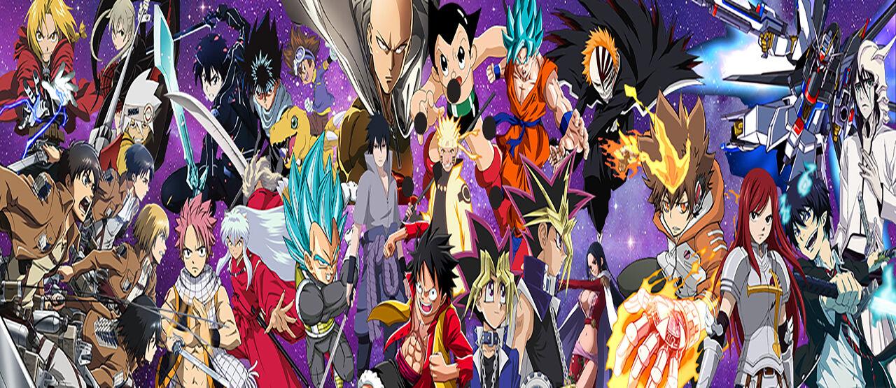 7 Game Anime Terbaik di Smartphone Android 2018
