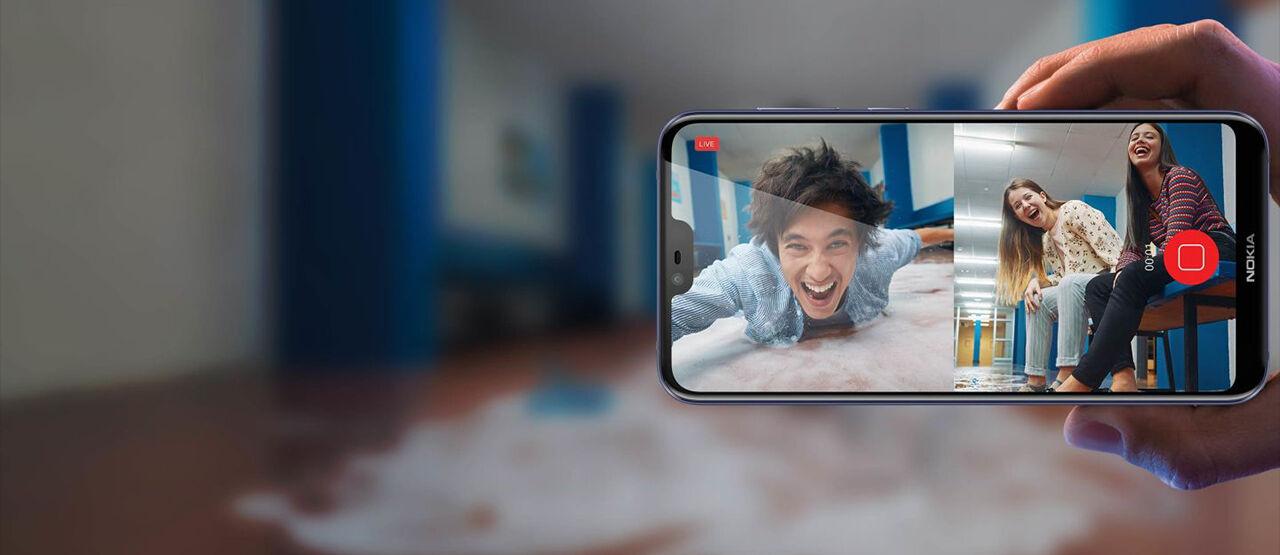 Nokia 6 1 Plus Indonesia 1 8829f