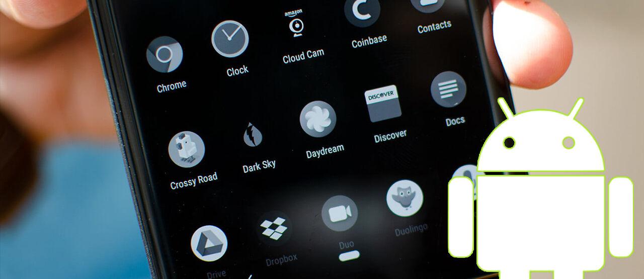 Begini Cara Membuat HP Android Jadi Hitam Putih, Hemat Baterai!