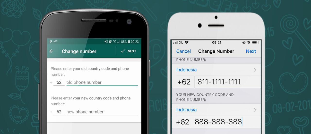 Cara Ganti Nomor WhatsApp Tanpa Kehilangan Chat, Kontak, & Grup