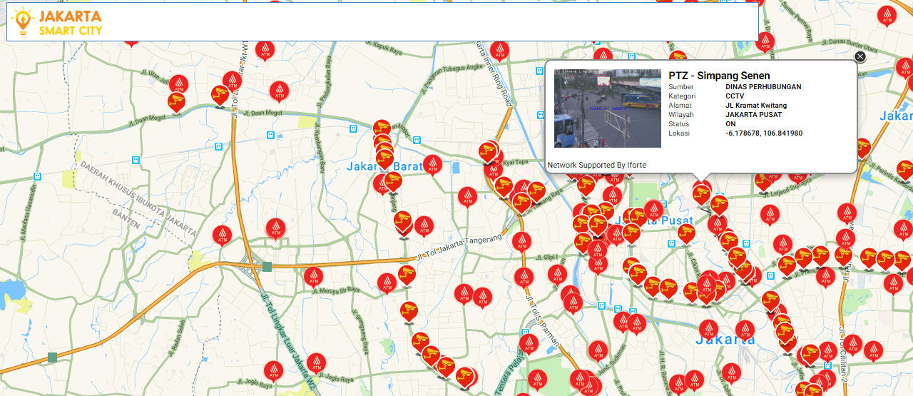 Cara Pantau CCTV Jakarta Langsung dari HP Android | Bisa Cek Lalu Lintas!