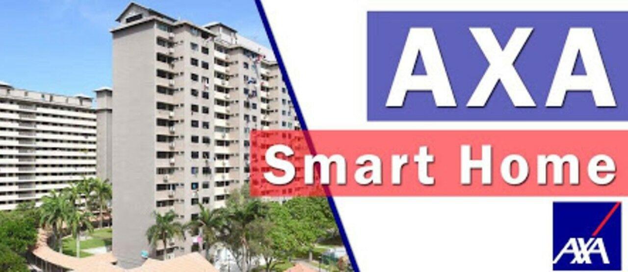 AXA Smart Home 7a39f