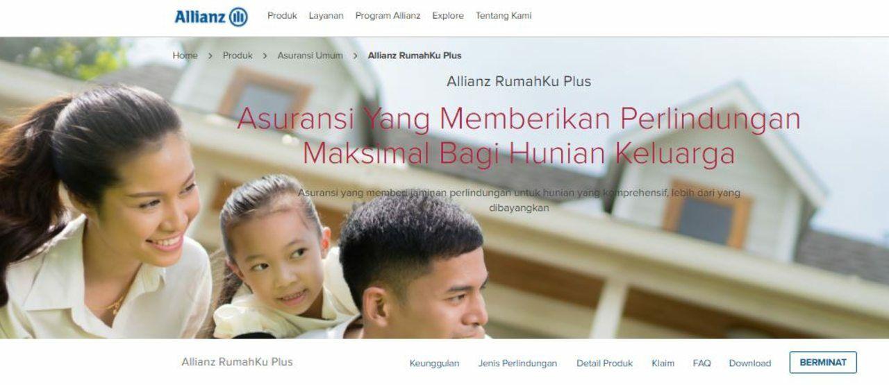 Allianz RumahKu Plus 0f289