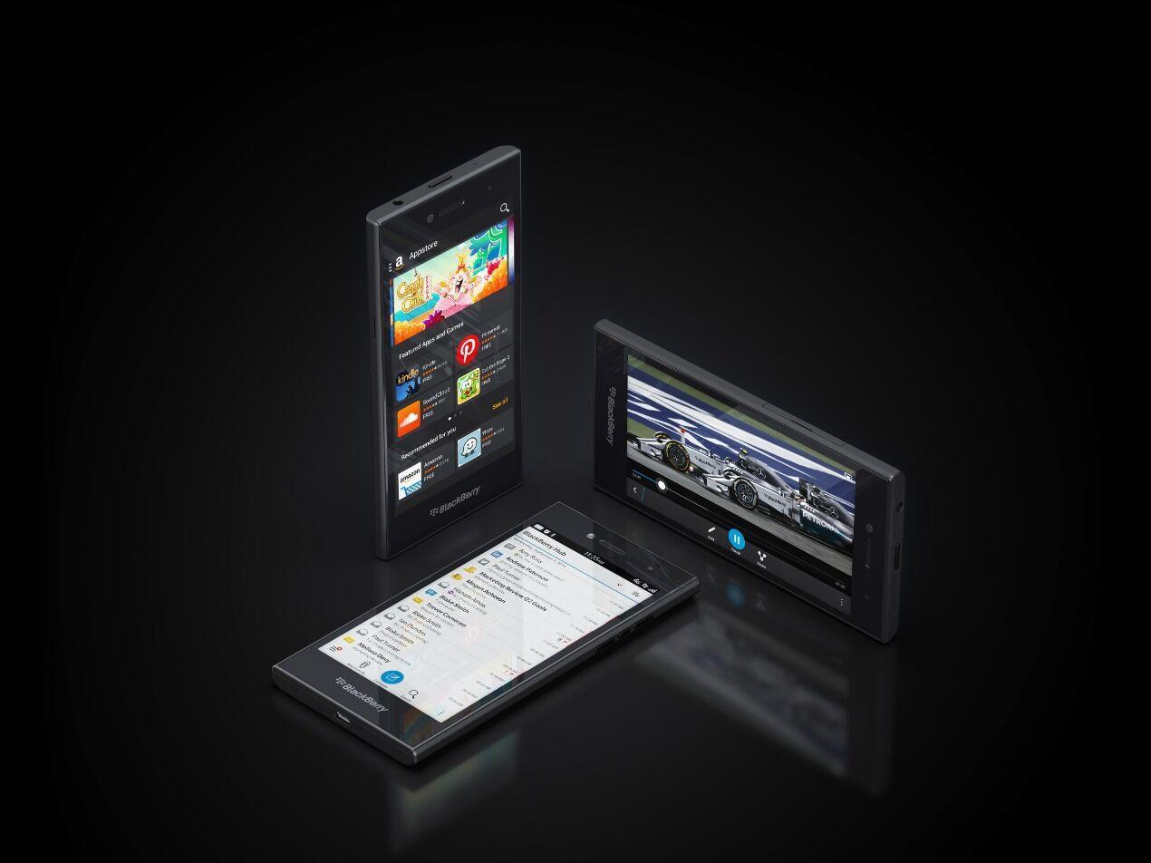 Blackberry Leap View Landscape