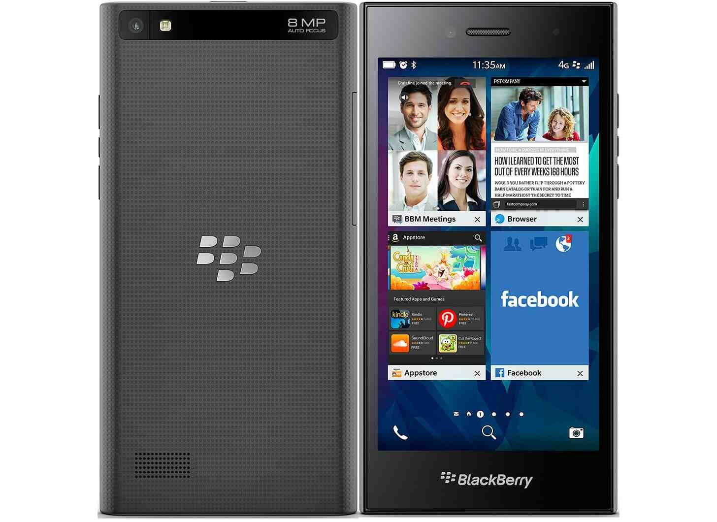 Blackberryleap Official