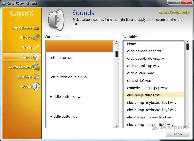 Cara Modifikasi Kursor Mouse Di Windows 4