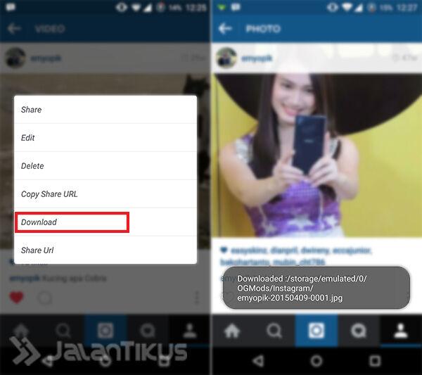 Download Gambar Foto Video Instagram 2
