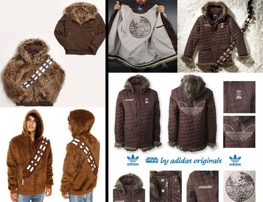 Jacket Starwars