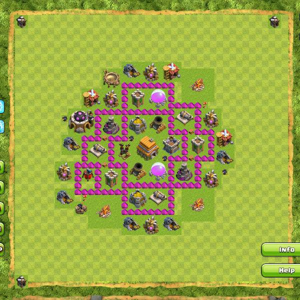 Clan War Th6 7