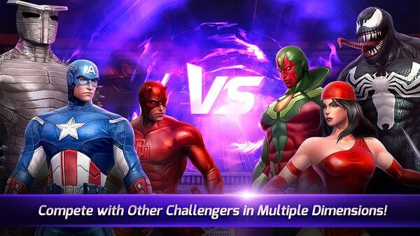 Marvel Future Fight 10 Juta Download 2