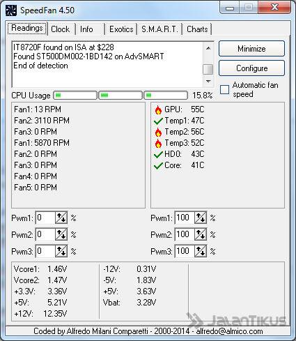 Cara Mengukur Suhu Cpu 2