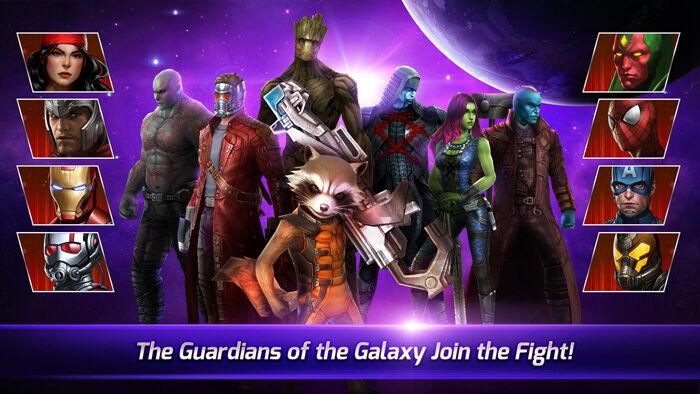 Update Karakter Baru Marvel Future Fight Ant Man 2
