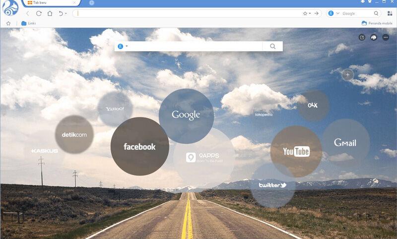 Uc Browser Pc Bahasa Indonesia Teknologi Cloud 1