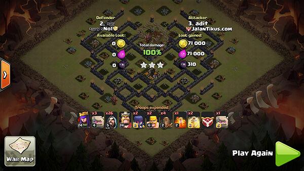 Clash Of Clans Vs Line Lets Get Rich 3