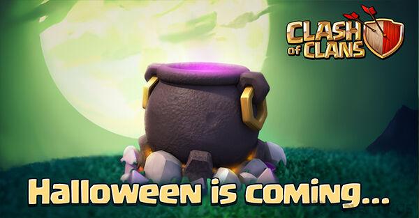 Update Coc Halloween 2015 3
