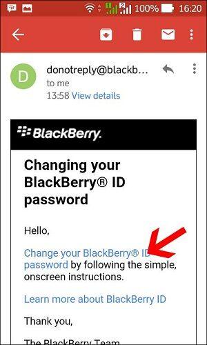 Lupa Password Bbm 4
