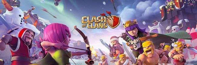 Clash Of Clans Update Natal 2015 2