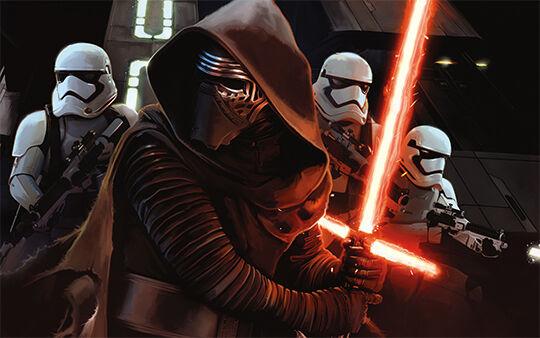 The Force Awaken 2