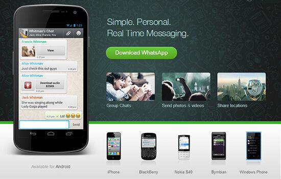 Whatsapp Vs Telegram 2
