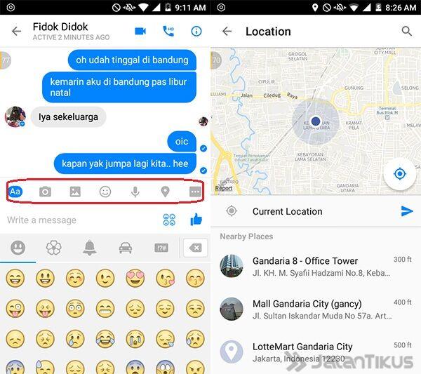 Alasan Harus Pake Facebook Messenger 3