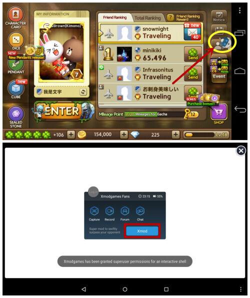 Mod Line Lets Get Rich 1