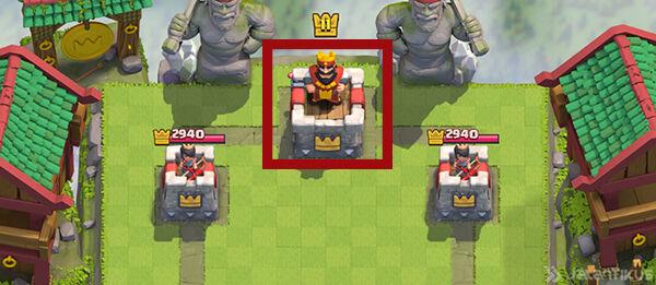 Perbedaan Arena Tower Dan King Tower 1