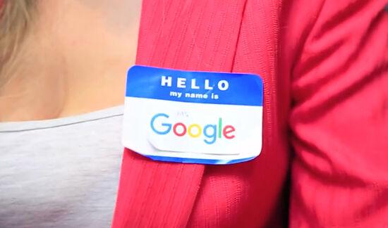 Google Cewek Baper