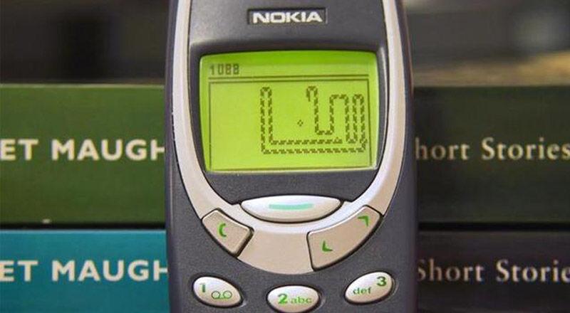 Nokia 3310 Ponsel Terbaik 5