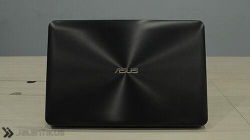 Review Asus X555dg 1a
