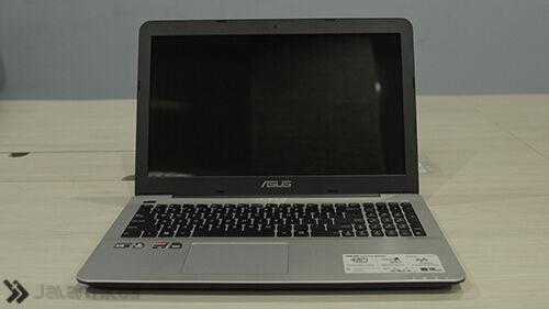Review Asus X555dg 2