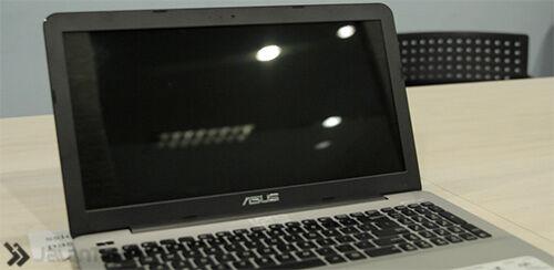 Review Asus X555dg 3