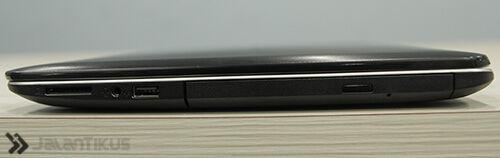 Review Asus X555dg 5
