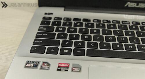 Review Asus X555dg 8