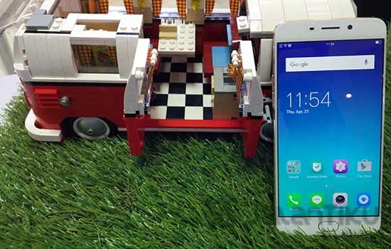Review Oppo F1 Plus 13