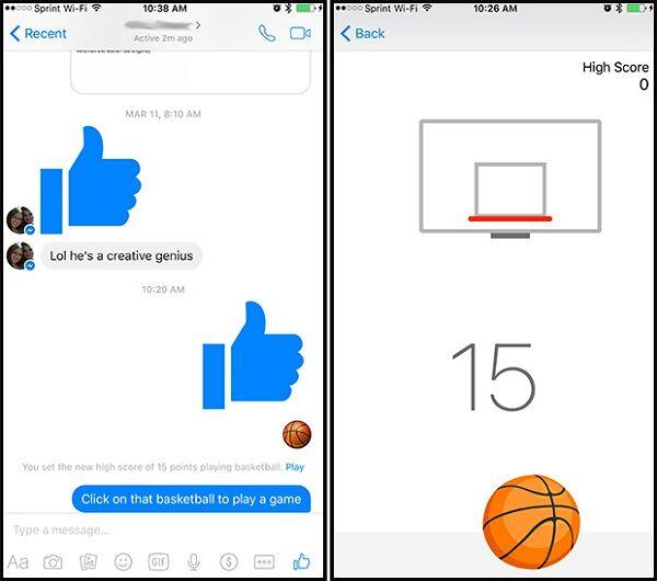Messengerbasketball