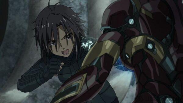 Karakter Anime Berperan Civil War 1