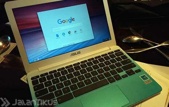 Kelebihan Chromebook 4